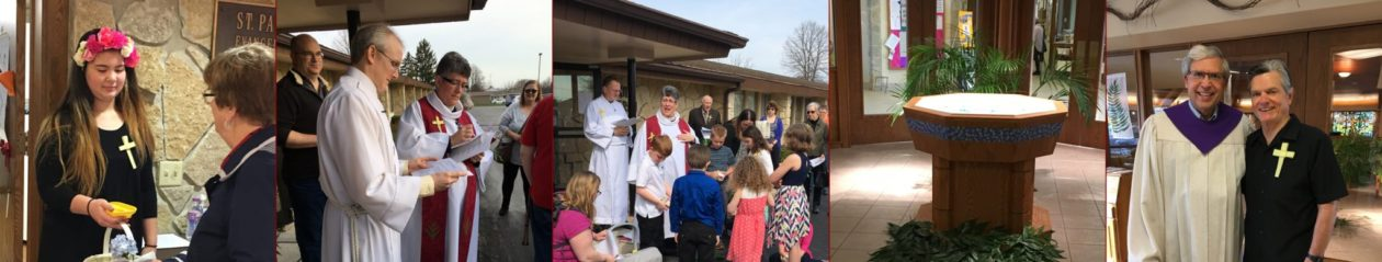 St Paul's Lutheran Church  – Worship 9 AM