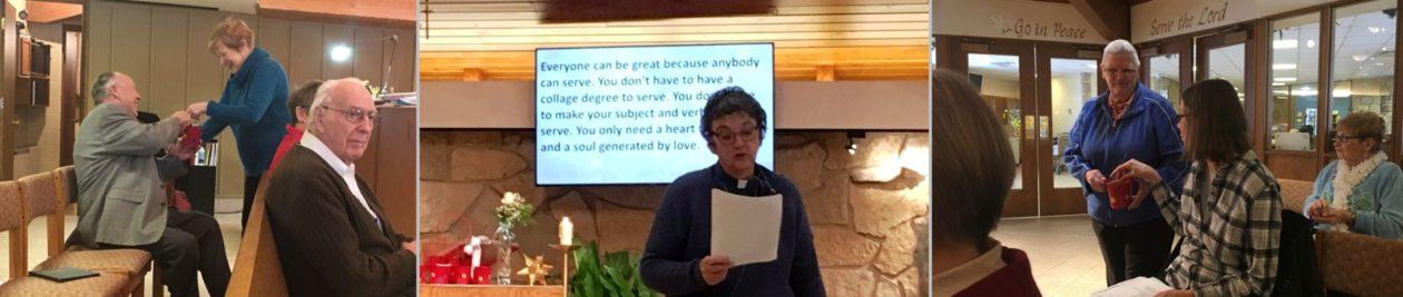 St Paul's Lutheran Church  – Worship 9 AM